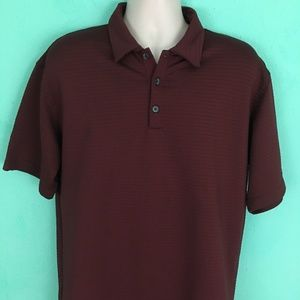 Nike Sphere Dry Golf Polo Large